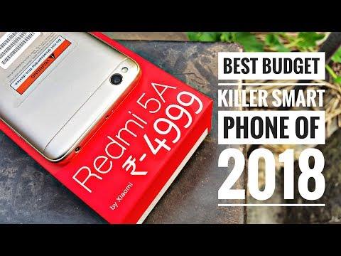 Xiaomi Redmi 5A | Unboxing | Overview | Jio Offer | Desh Ka Smartphone [हिन्दी] | By TubeTech