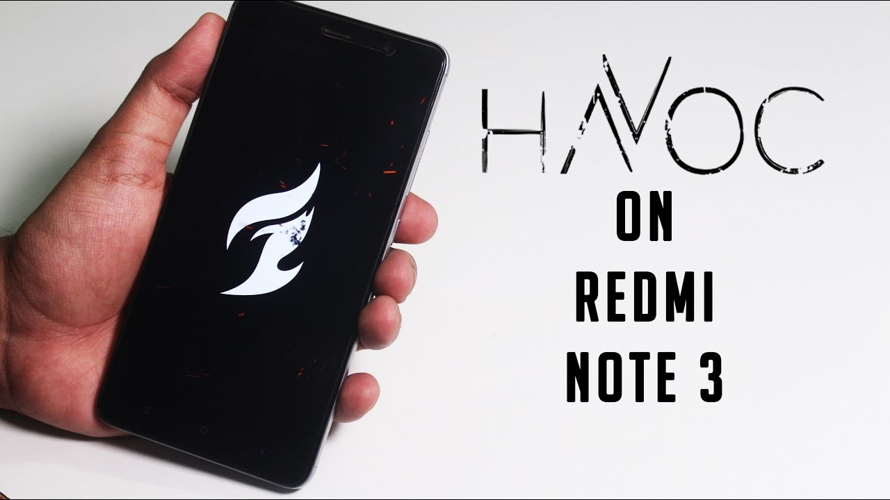Official HavocOS On Redmi Note 3 || Should You Flash It