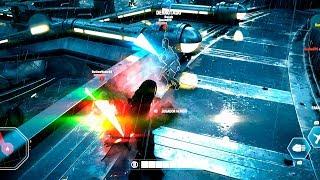Battlefront II   Gameplay 4K HDR   Heroes y Villanos 2