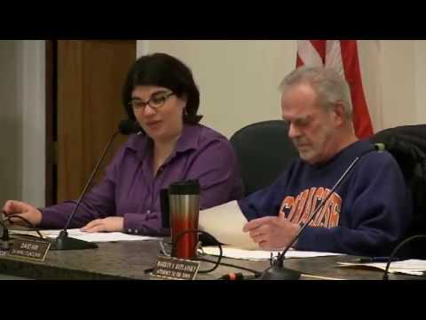 Hyde Park, NY Town Board Meeting 2/13/2017