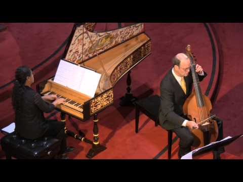 Marin Marais - Suite in E Suite for viol and continuo from Book II