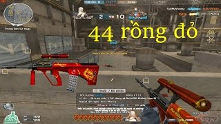 bnh luận cf aug a1 red dragon tiền zombie v4
