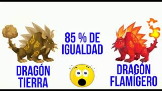 DRAGONES COPIADOS O MUY PARECIDOS EN DRAGON CITY 2018
