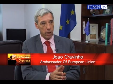 Joao Cravinho, EU Ambassador to India, on EU-India relations in 2015