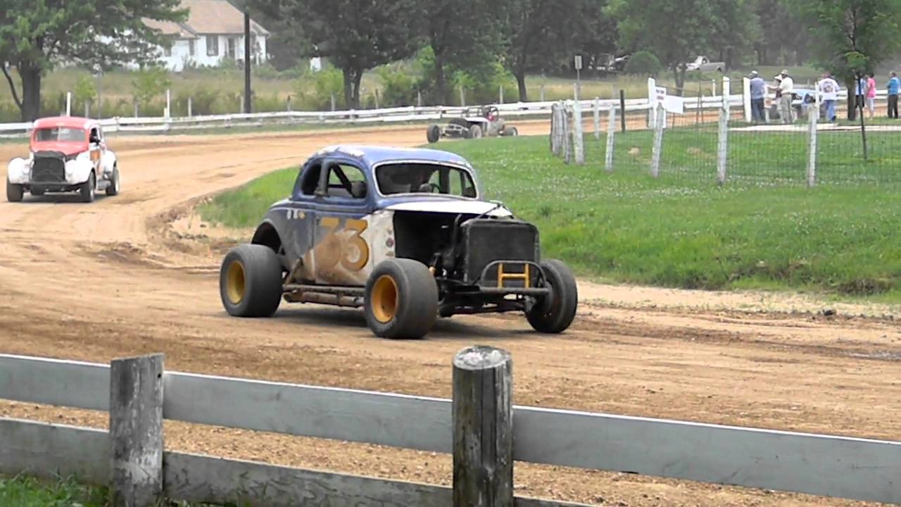 More Emmr Vintage Stock Cars At Latimore Valley Fairgrounds 6 26