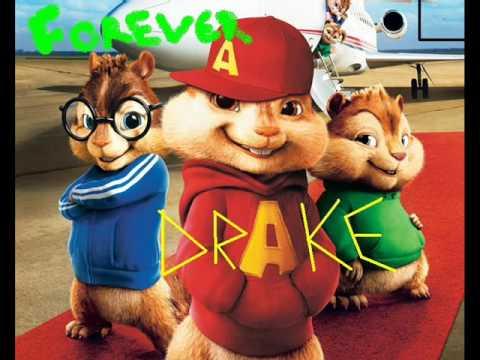 Alvin And The Chipmunks - Forever - Drake Ft. Kanye West, Eminem & Lil Wayne