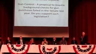 Washington State 4th Congressional District Candidates Forum