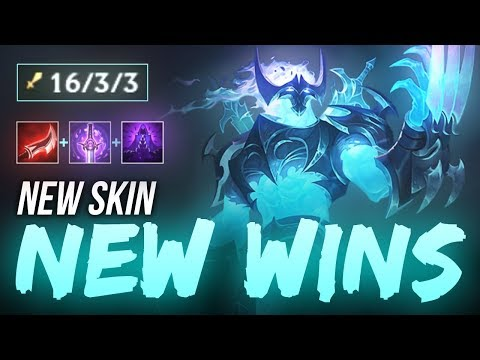 LL Stylish - NEW SKIN NEW WINS