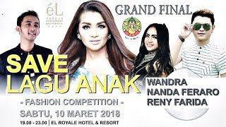 Video Grand Final Save lagu Anak & Fashion Competition - el Royale Hotel & Resort Banyuwangi 10 Maret 2018 download MP3, 3GP, MP4, WEBM, AVI, FLV Oktober 2018