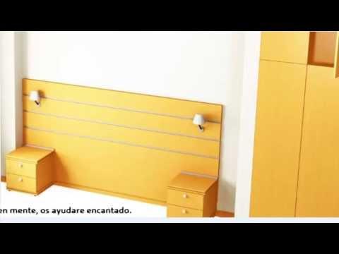 Como hacer un cabecero de dormitorio youtube - Como hacer un altillo de madera ...