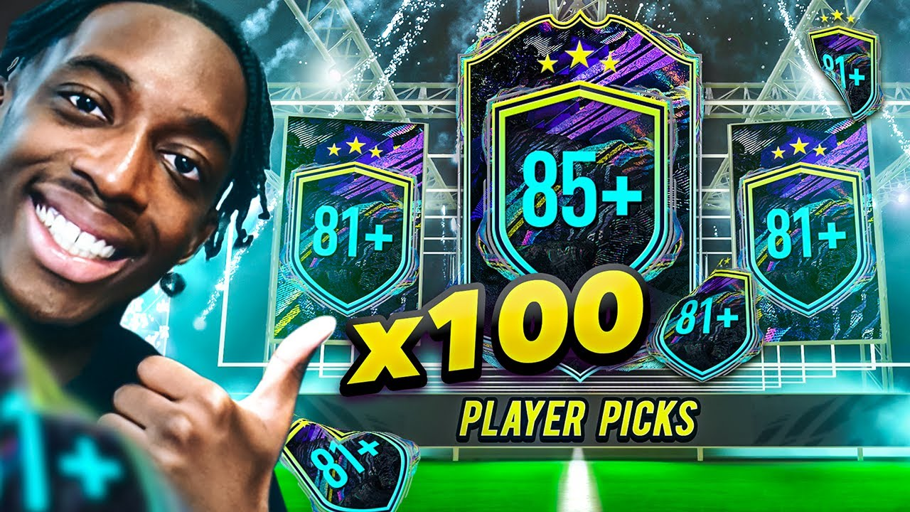 Download WE GOT THE CRAZIEST 81+ PLAYER PICKS! BASE OR MID ICON PACKS!