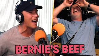 Bernie Absolutely ROASTS Jars Over Their Golf Day | Rush Hour with Bernie & Jars