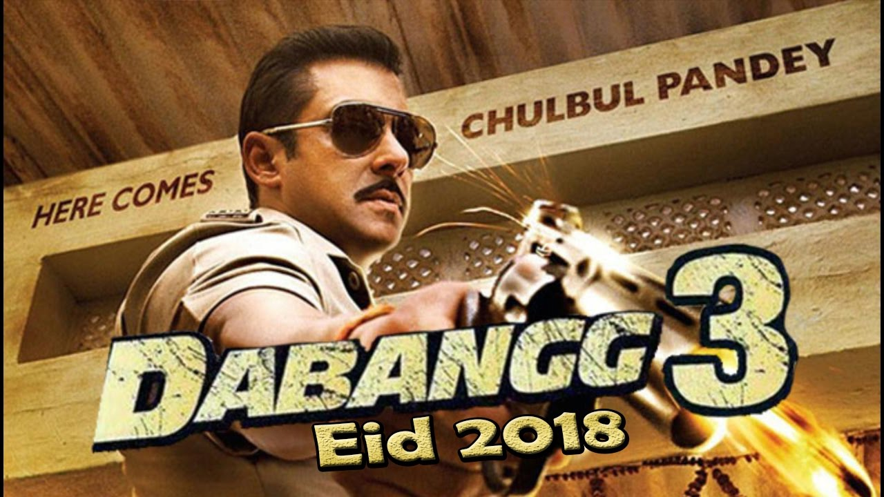 Salman Khan's Film Dabangg 3 Set to Release On Eid 2018