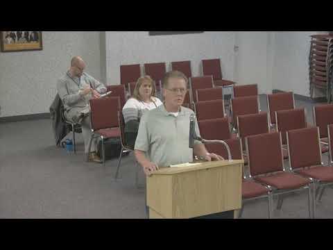 Grand Blanc Twp. Board Meeting - 11.28.17
