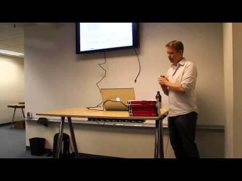 Boston Algorithmic Finance Meetup with Wes McKinney
