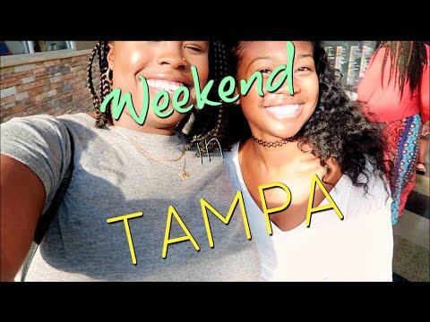 The Charm' Life: Vlog 1 - Tampa + USF!