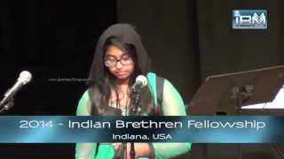 Malayalam Christian Song - Manathar Mukurathin Prakasham - Indian Brethren Fellowship 2014