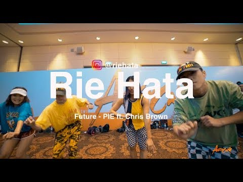 2017 Asia Camp Official Video--Rie Hata | Future – PIE ft. Chris Brown