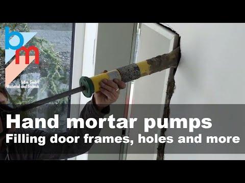 b&m GmbH: Hand mortar guns