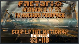 Factorio [Version 0.17.59/Deutsch/Pyanodon/Coop] Voll mit Koks S9#08