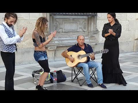 Flamenco Granada Plaza Nueva