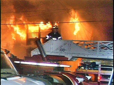 Highland St. Revere MA general alarm fire*