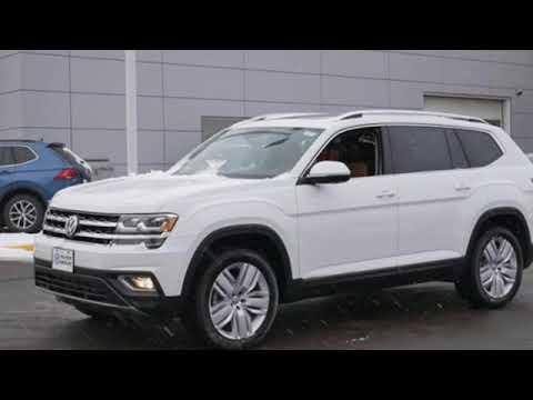 New 2019 Volkswagen Atlas Saint Paul MN Minneapolis, MN #88782 - SOLD