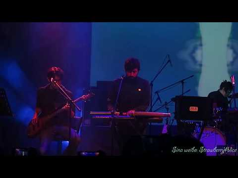 【Strawberry Alice】Mexican post rock band Childs, QSW Culture Centre Shanghai, 13/05/2017.