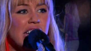 Hannah Montana 4 - Still There For Me - Official Music Video - World Premiere - New Song 2010
