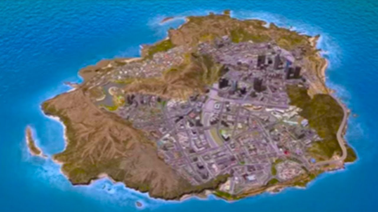 Map grand theft auto v - Gta 5 Los Santos Beta Map Hidden Lost City Found On In Game Website Gta V Youtube