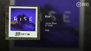 Jonas Blue ft 아이즈원 IZ*ONE - Rise