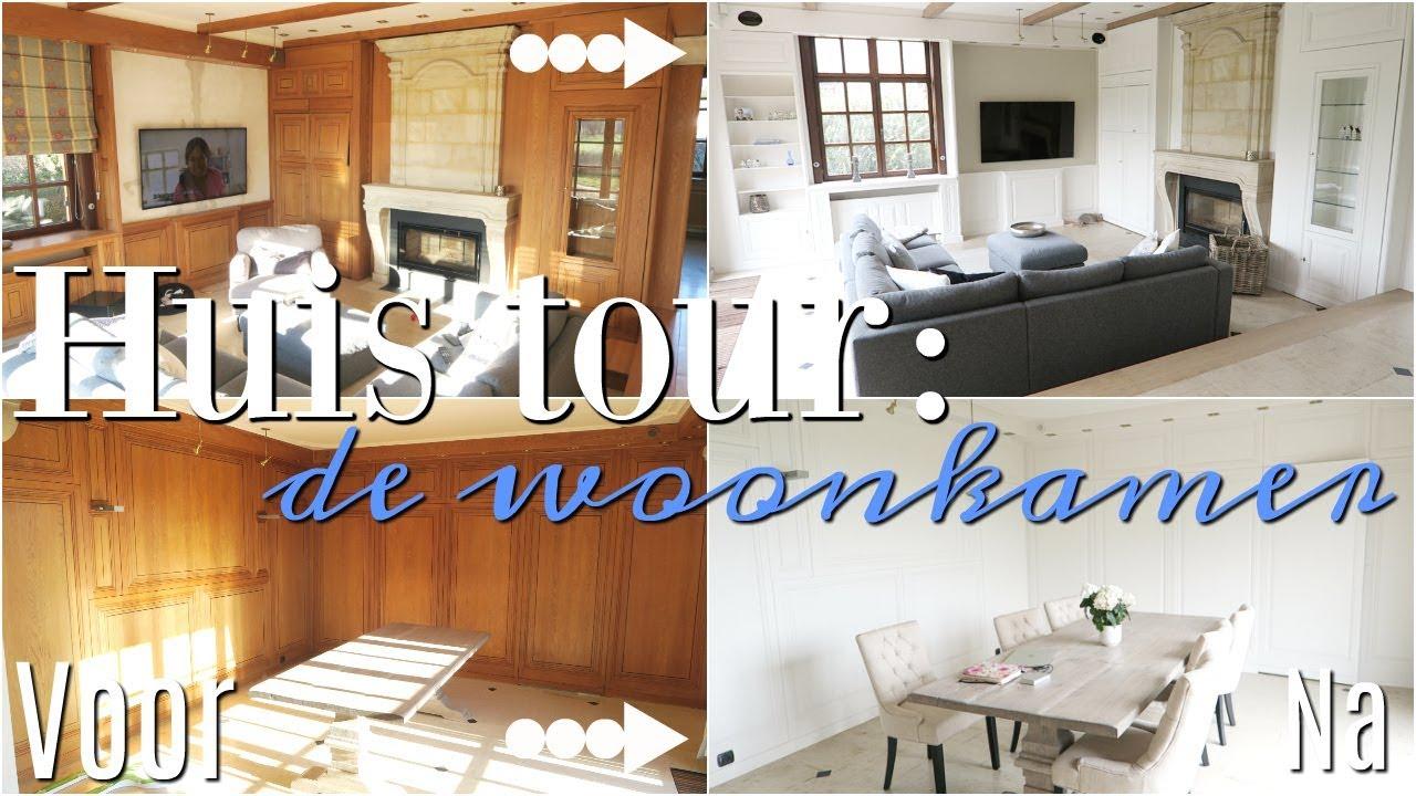 HUIS TOUR: DE WOONKAMER! 🏠 | Lifestyle Spot - YouTube