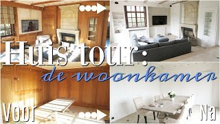 HUIS TOUR: DE WOONKAMER! 🏠   Lifestyle Spot