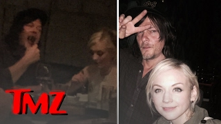 Are 'Walking Dead' Stars Norman Reedus and Emily Kinney Dating?