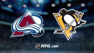 Bernier leads Avalanche to 2-1 win against Penguins