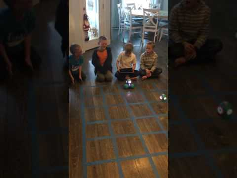 Shadow coders mission 2 with dash and dot