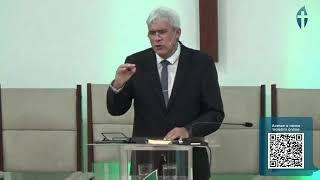 #126 - Culto Online | Rev. Robson Ramalho