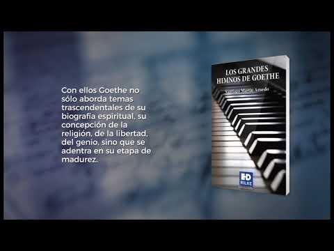 Booktrailer: Los grandes himnos de Goethe