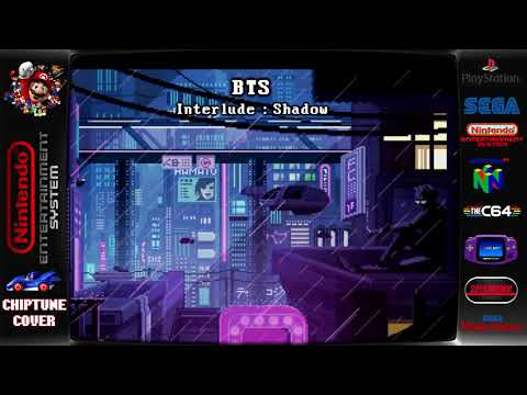 BTS - Interlude : Shadow ♬Chiptune Cover♬