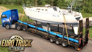 Jacht na lawecie - Euro Truck Simulator 2 | (#26)