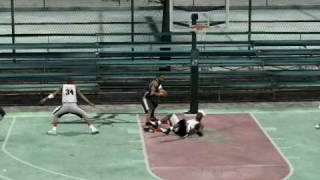 T-Mac plays streetball in NBA 2K9 part 2