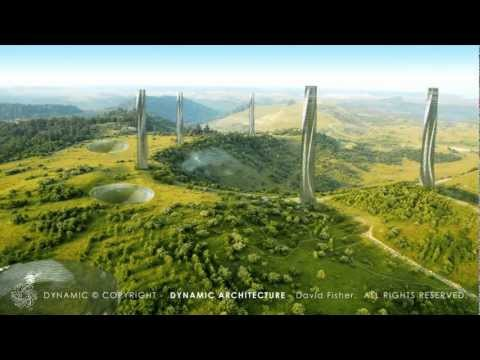 David Fisher - Dynamic Architecture - City Of The Future