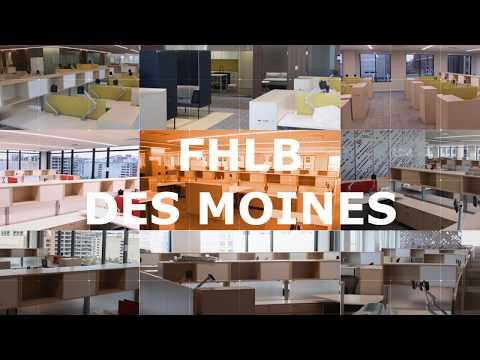 FHLB Des Moines: The Move to 909 Locust