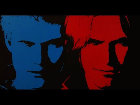 Making Devil May Cry 5 Stencils