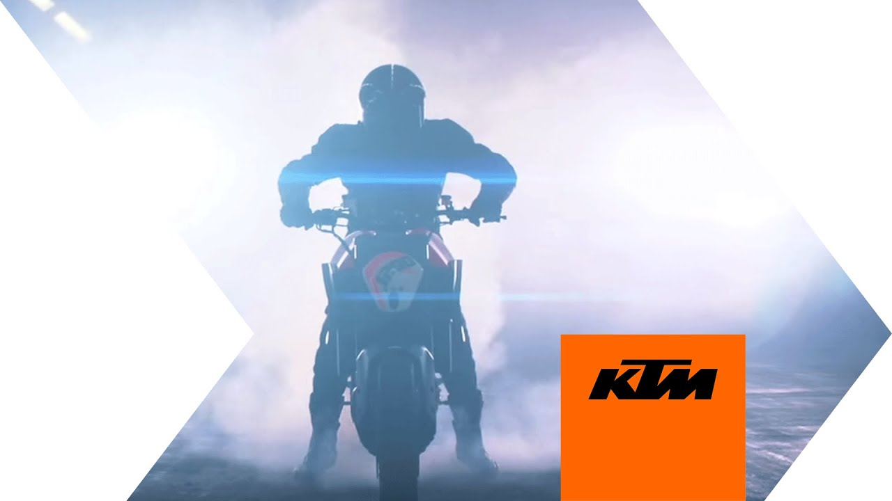 ktm presents the 1290 super duke r prototype ktm youtube
