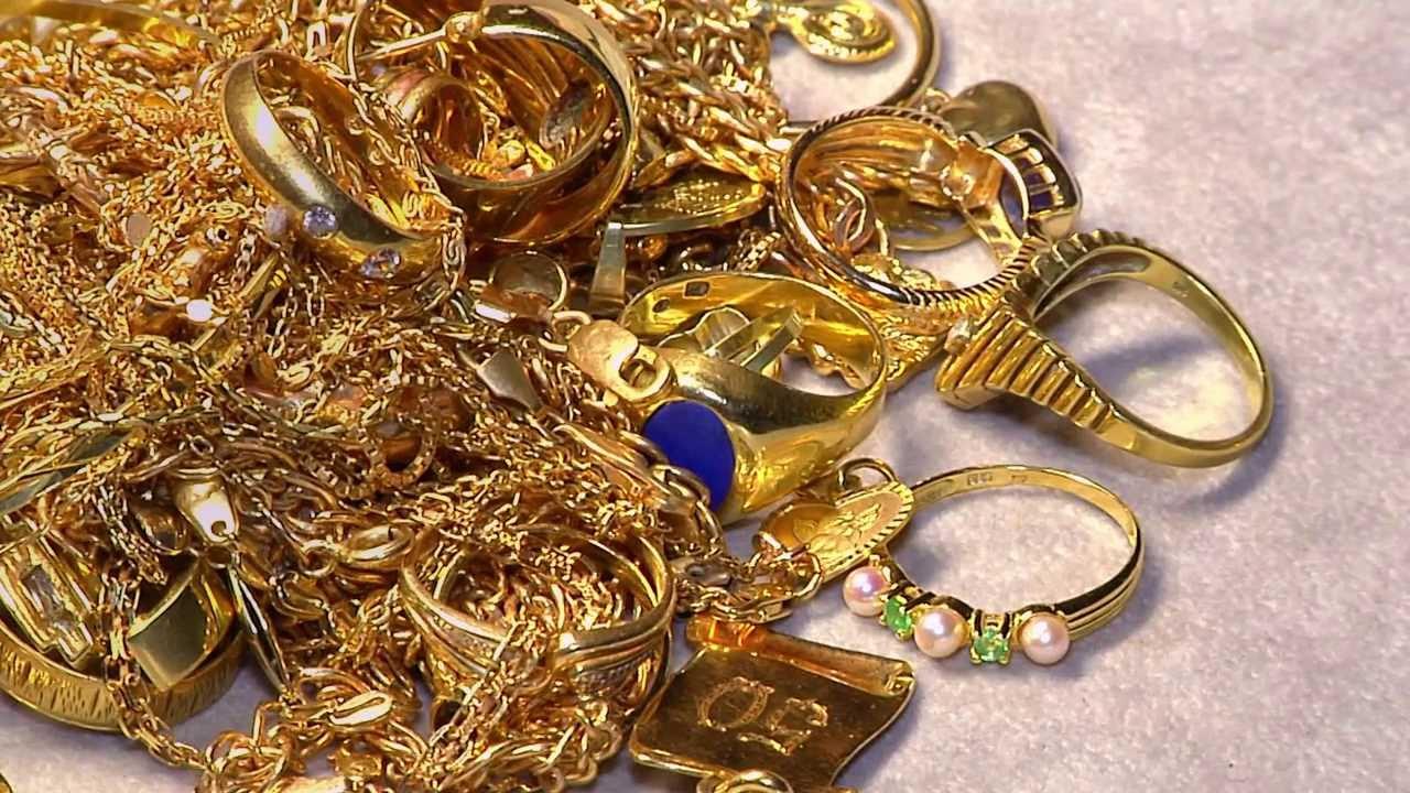 Goldankauf per Post-Versand-Service bei Gold & Co.