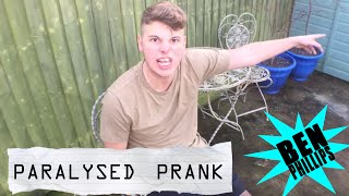 Ben Phillips | Paralysed PRANK - I