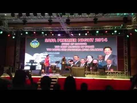 Siti Nurhaliza Tribute P.Ramlee LIVE in Sabah