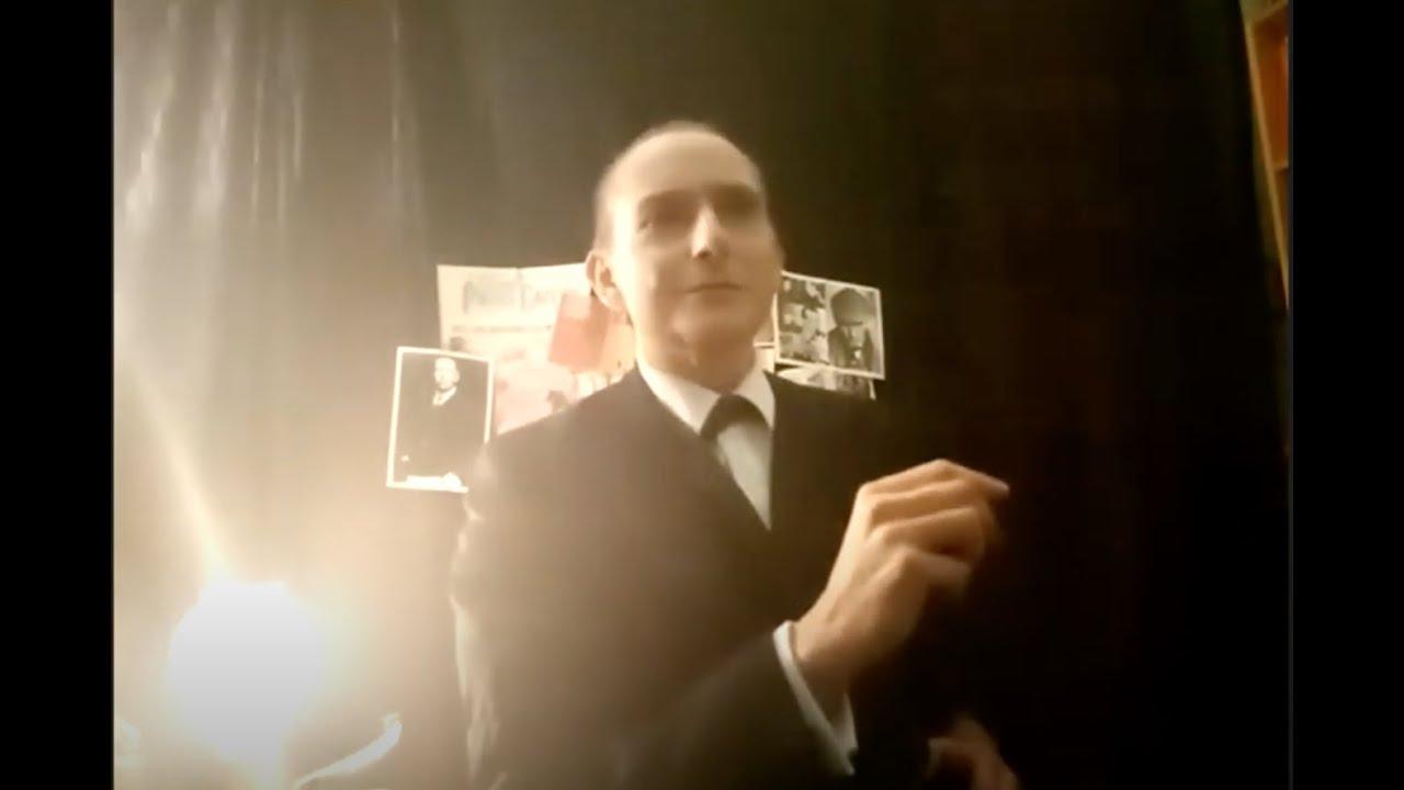 An Evening With Jeremy Brett's Sherlock Holmes.