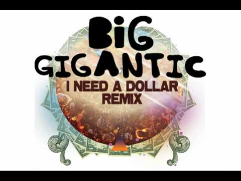 Big Gigantic  I Need a Dollar remix Stop Motion Animation
